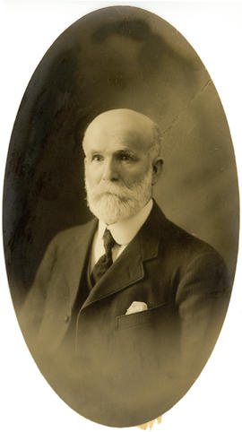 Portrait of Donald Alexander Campbell