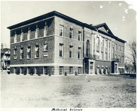 Photograph of Medical Science Building