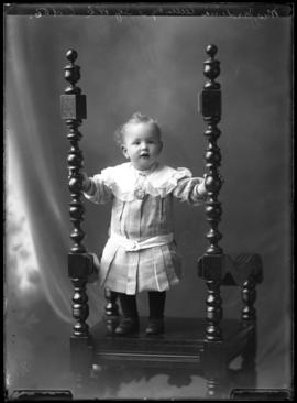 Photograph of the son of Mr. and Mrs. Jardine