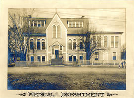 Photograph of Medical Department