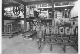 Photograph of an ore dressing lab at the Nova Scotia Technical College