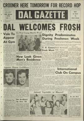 Dal Gazette, Volume 88, Issue 1