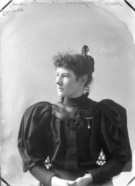 Photograph of Mrs. Payson Clark