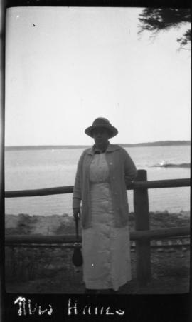 Photograph of Mrs. Hanes