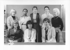 Photograph of the faculty of the Dalhousie University School of Nursing