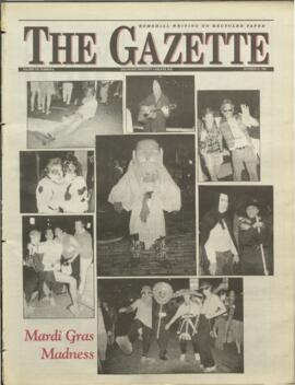 The Gazette, Volume 124, Issue 8