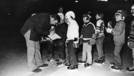 Photograph of Hockey School Clinic
