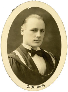 Portrait of Carl Heustis Smith : Class of 1930