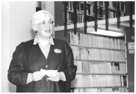 Photograph of Faculty of Nursing member Fran Gregor