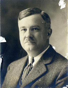 Portrait of Dr.  James Robert Corston
