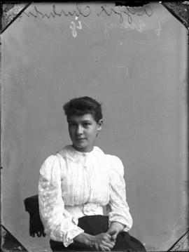 Photograph of Aggie Chisholm