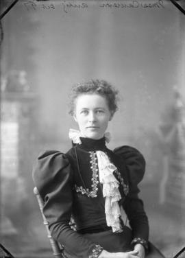 Photograph of Miss Cameron