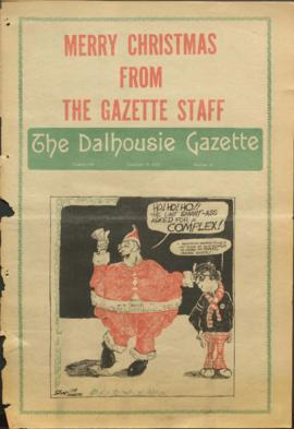 The Dalhousie Gazette, Volume 106, Issue 14
