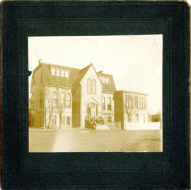 Photograph of Halifax Medical College