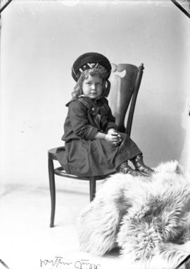 Photograph of Mrs. Griffin's daughter