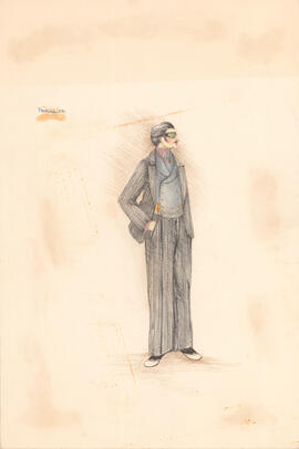 Costume design for Parasite