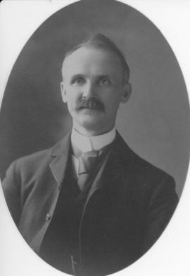 Photograph of Prof. W. C. Murray