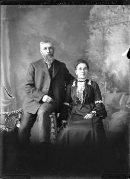 Photograph of Mr. & Mrs. Wilson McKenna