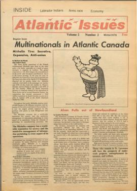 Atlantic Issues, Volume 2, Issue 2