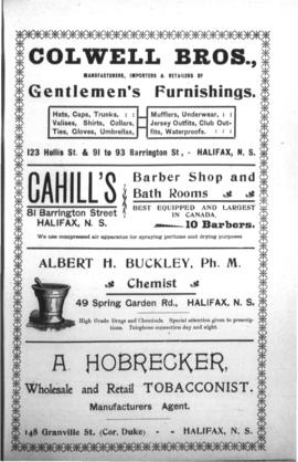 The Dalhousie Gazette, Volume 37, Issue 3