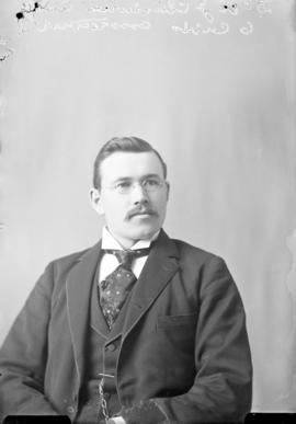 Photograph of Dr. A. J. Chisholm
