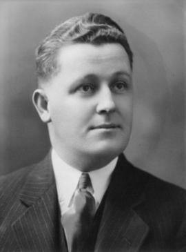 Photograph of Sidney E. Smith