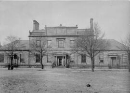 Photograph of Dalhousie College campus : Barrington Street location