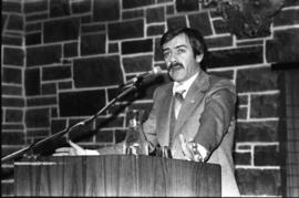 Photograph of Terry Donahoe at Dalhousie