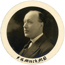 Portrait of F.G. Mack