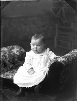 Photograph of Mrs. Stewart's daughter