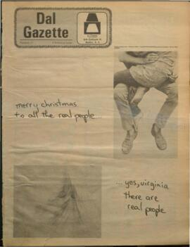 Dalhousie Gazette, Volume 102, Issue 13