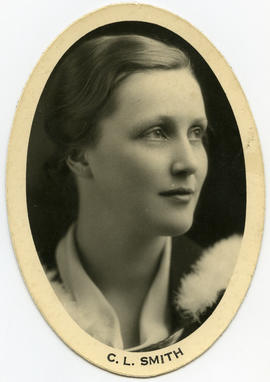 Photograph of Claudia Louise Smith