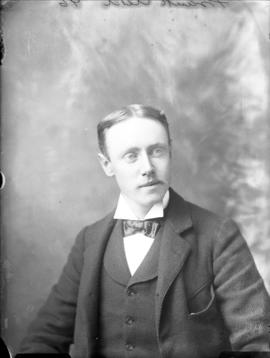 Photograph of Frank Creed