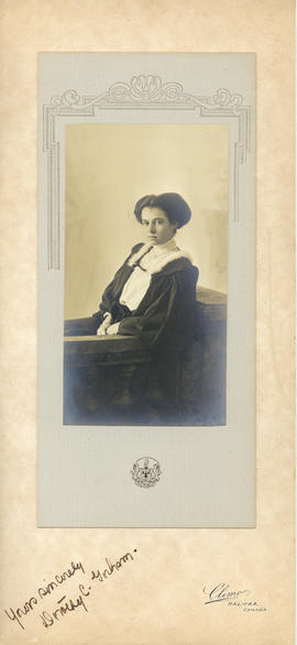 Photograph of Dorothy Constance Gorham