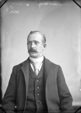 Photograph of Mr. Sandberg
