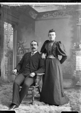 Photograph of Mr. and Mrs. J. R. Boyd