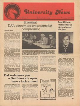 University News, Volume 10, Issue 9