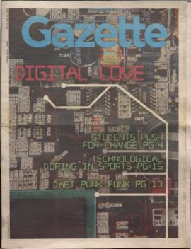 Gazette, Volume 142, Issue 16