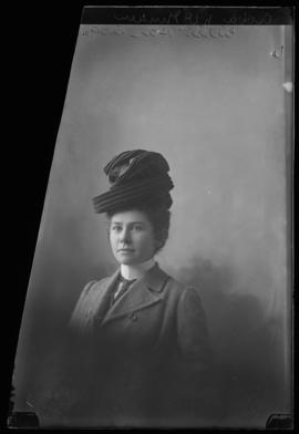 Photograph of Ada McKinnen