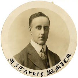 Portrait of M.J. Carney