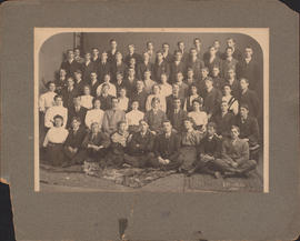 Photograph of Dalhousie Class of 1911
