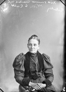 Photograph of Mrs. Munro