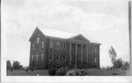 Postcard of the Arts Building