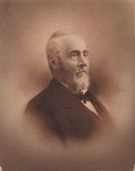 Portrait of Dr. Alexander Peter Reid