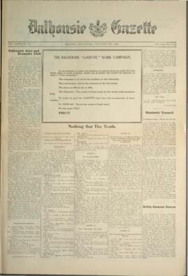 Dalhousie Gazette, Volume 58, Issue 15
