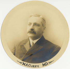 Portrait of Matthew A. Curry