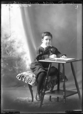 Photograph of the child of Mrs. Dr. Robert McDonald
