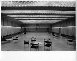Photograph of conference room for Pacem in Maribus IV