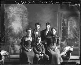 Photograph of the Willard McKay group