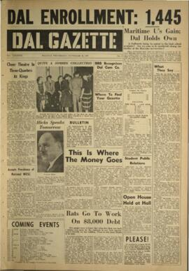 Dal Gazette, Volume 88, Issue 6